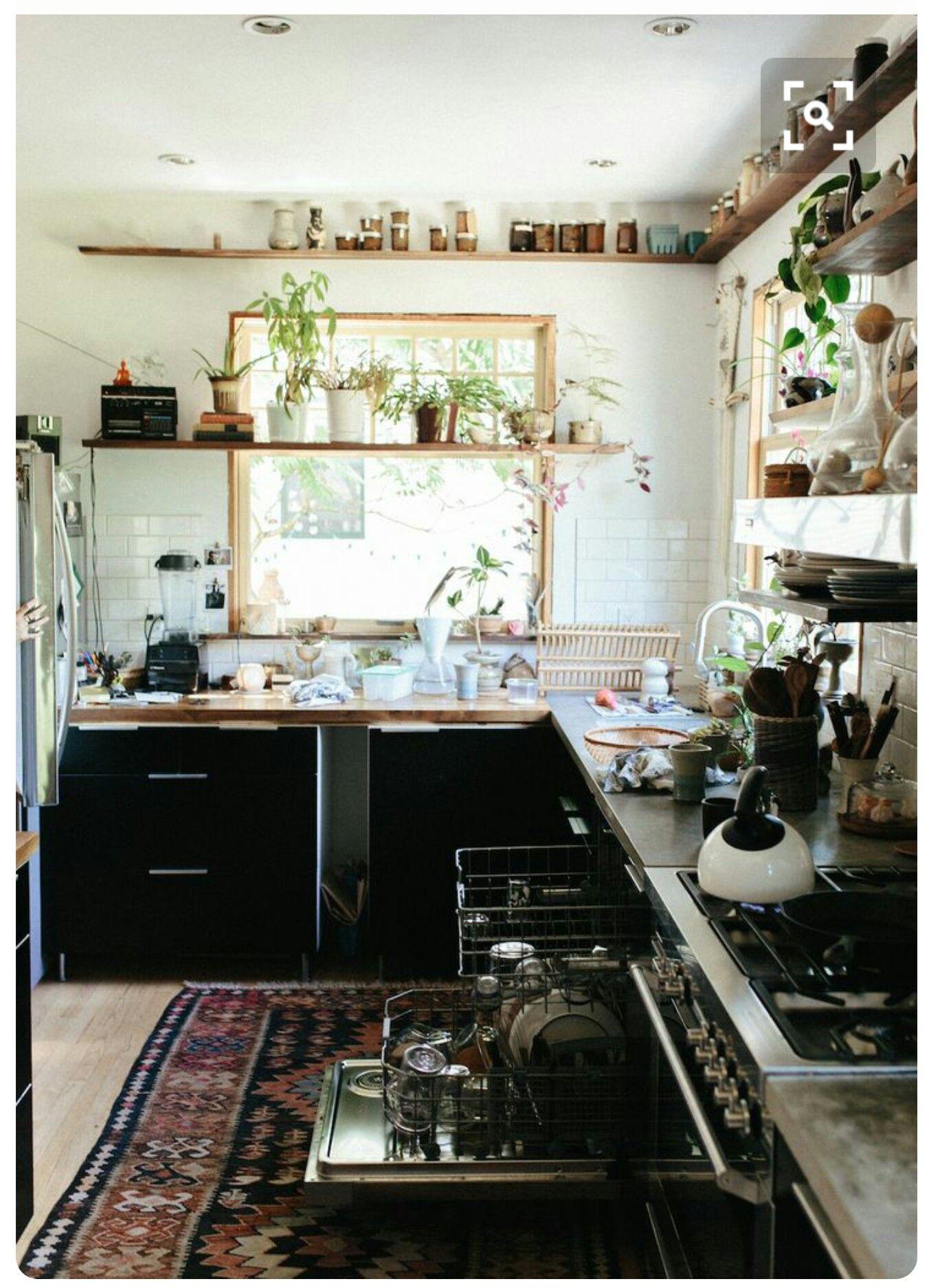 Shelf across kitchen window  pin by dora apostolou on house  pinterest  apartments kitchens