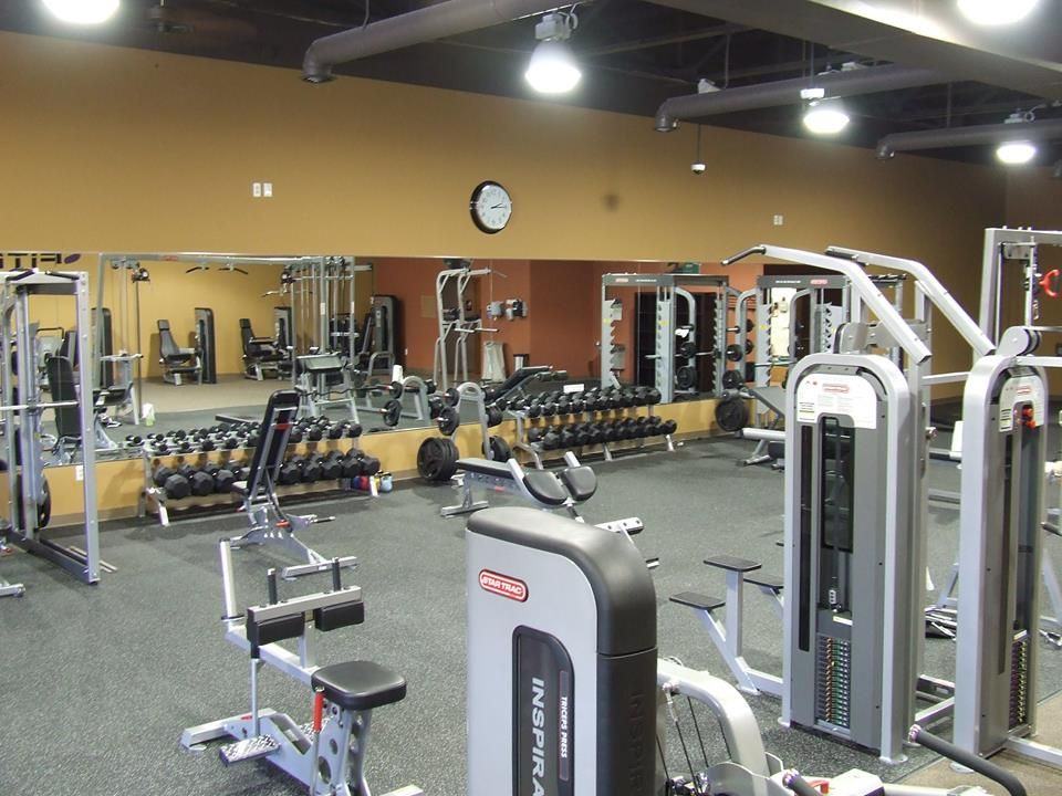 At The Anytime Fitness Center In Brighton Mi We Re Proud To Offer The Benefit Of Anywhere Club Access With Anywhere Cl Anytime Fitness Gym Fitness Center