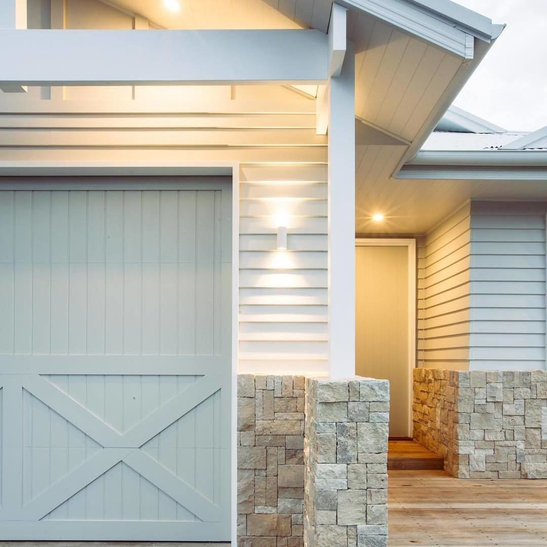 coastal linea perfect endure the scyon elements making garage made choice it for modern is to pin doors