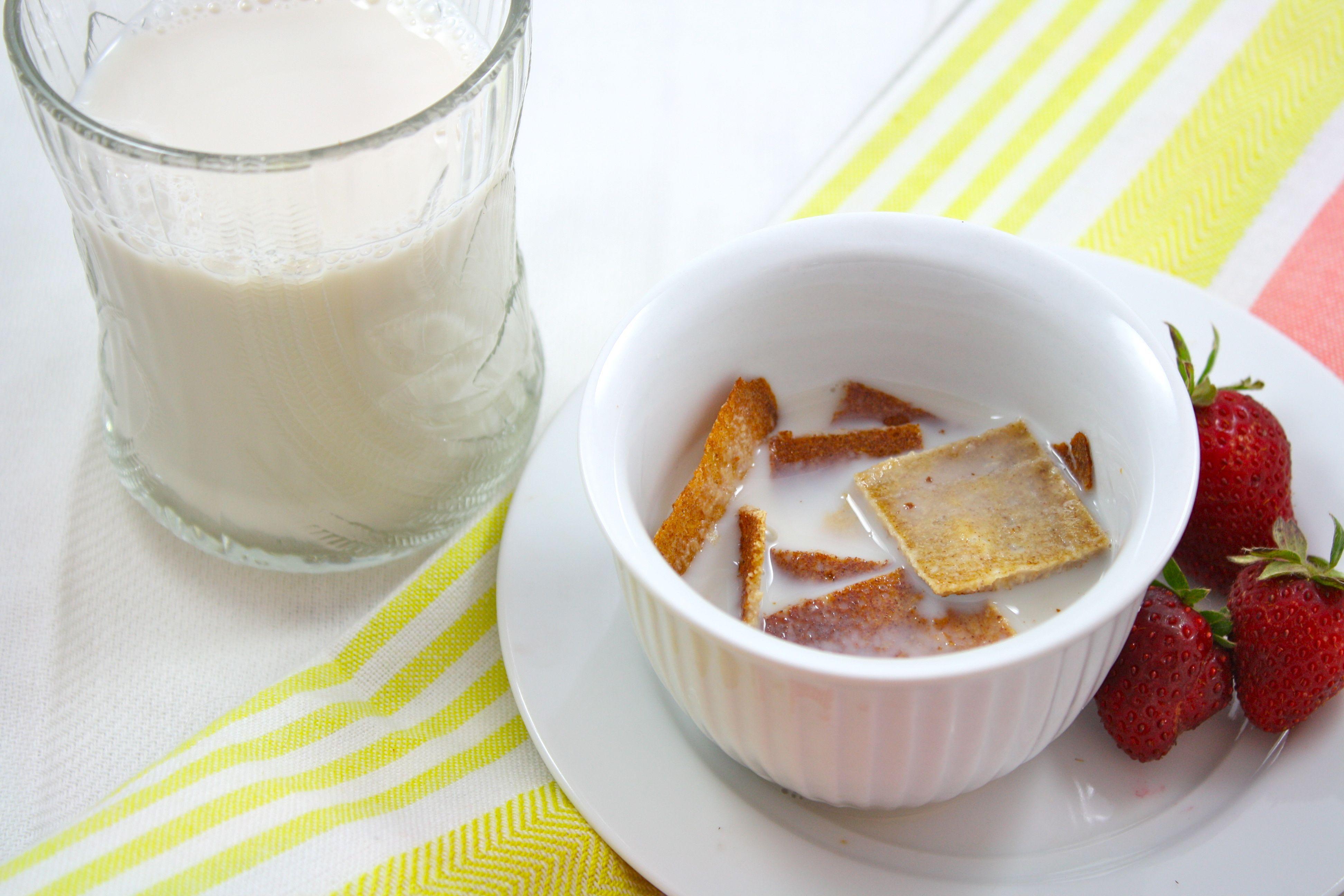 Homemade Low Carb Cinnamon Toast Crunch - Foodie Fiasco- sub for coconut flour or almond #cinnamontoastcrunch Homemade Low Carb Cinnamon Toast Crunch - Foodie Fiasco- sub for coconut flour or almond #cinnamontoastcrunch