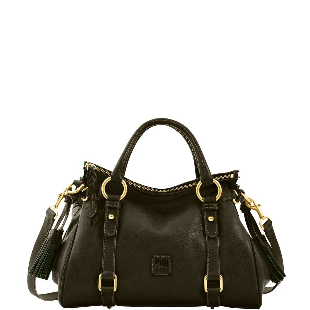 Dooney and Bourke Florentine small satchel. I would never want for another purse.