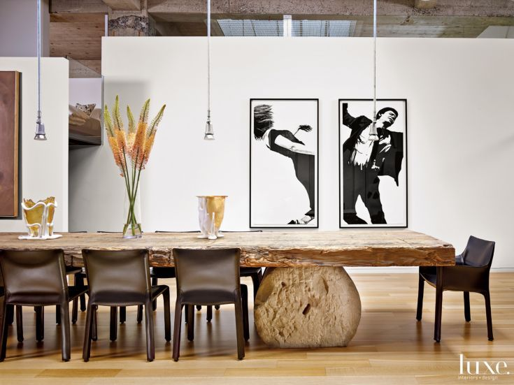 Top 20 Most Popular Luxe Instagram Images In 2015 Dining Room Interiors Dining Luxe Interiors