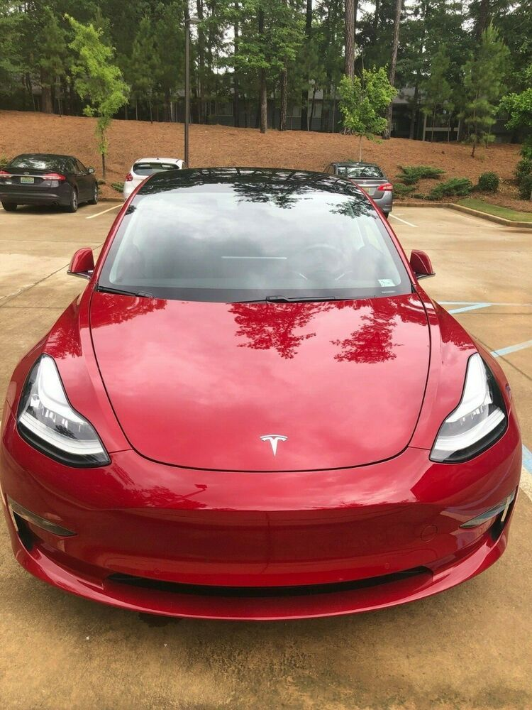 2018 Tesla Model 3 **2018 TESLA MODEL 3 - LONG RANGE - PREMIUM