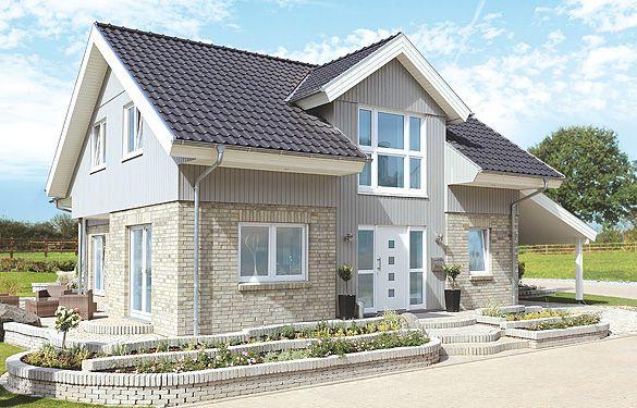 Fertighaus grundrisse  Westerland | Häuser und Grundrisse | Fertighaus und ...