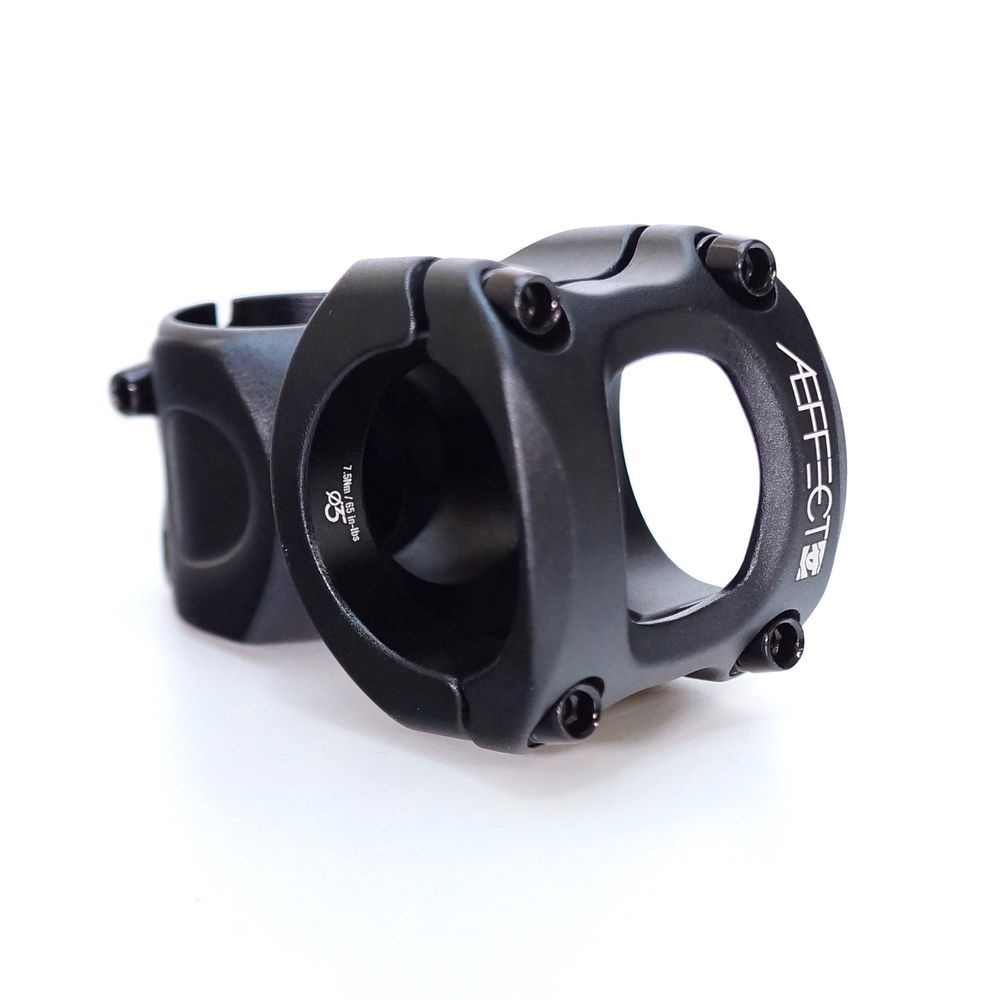 Black 90mm x 35 RaceFace Aeffect 35 Stem 6 degree //
