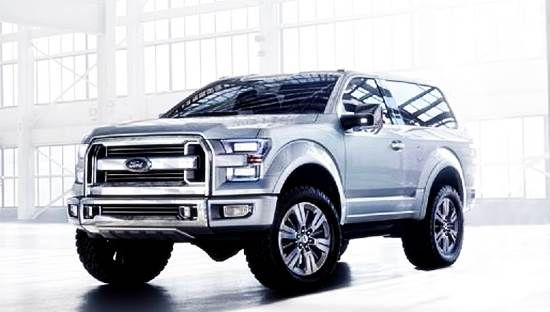 2016 Ford Bronco Release Date And Price Uk Mobil