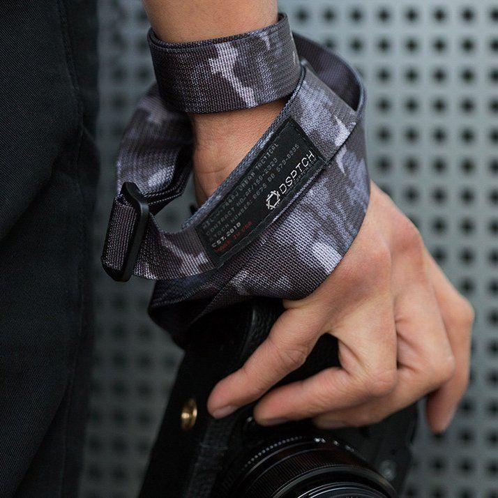 Camo Camera Sling Strap by Dsptch - $44