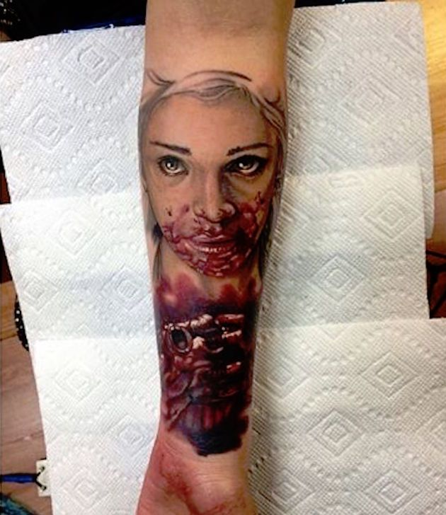 8d0b4b8a5 34 Best Game Of Thrones Tribute Tattoos | Body Art - Geek love ...
