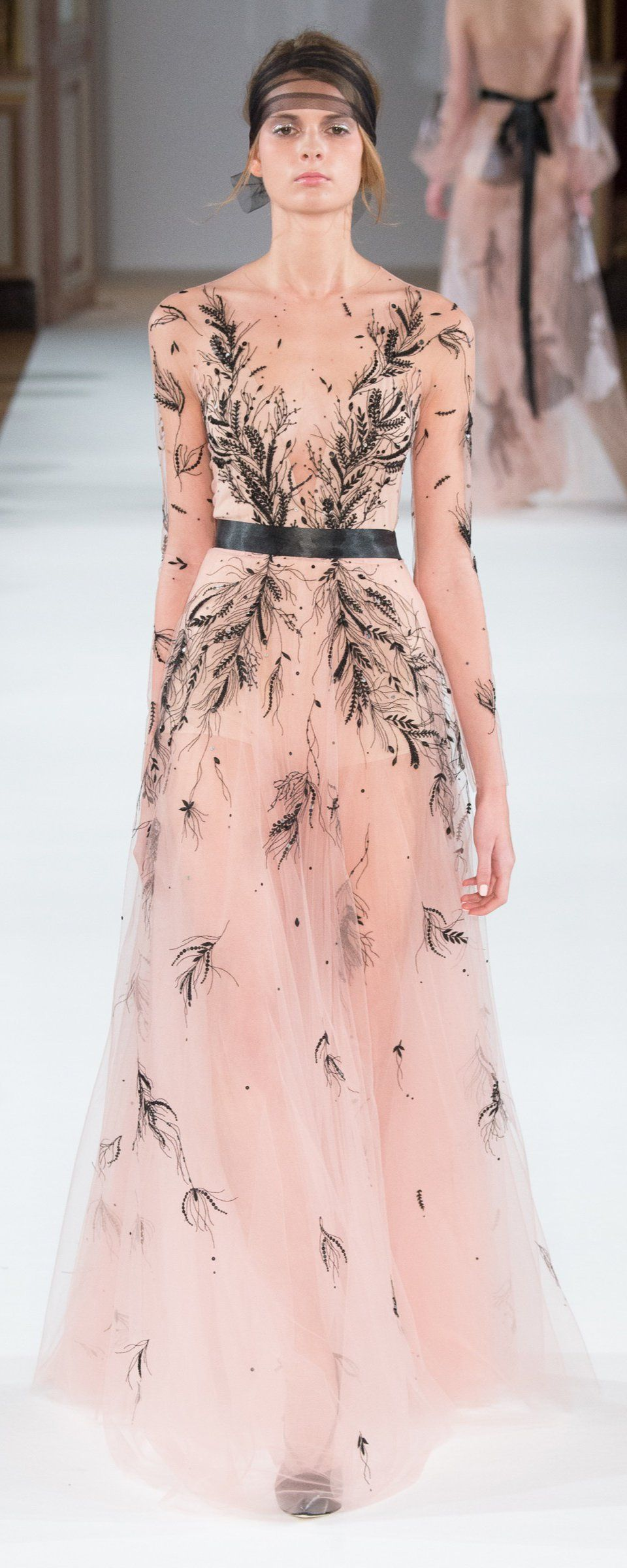 Yanina Spring-summer 2016 - Couture | Vestido de lujo, Para dibujar ...