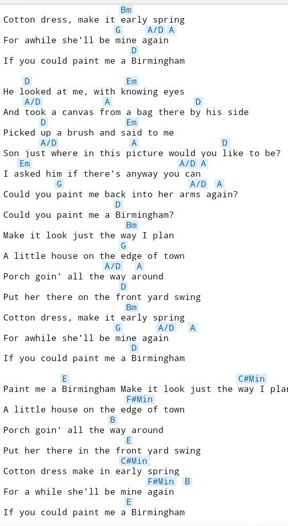 Paint Me A Birmingham pt 2 | Guitar | Pinterest | Guitars