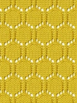 Photo of Ajour pattern …