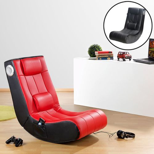 Soundsessel Rot Gamer Sessel Bequeme Stühle Stühle