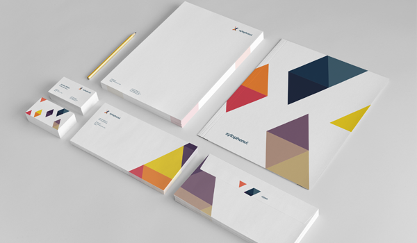 xylophonia™ Media Communication Agency UK by Hypercube , via Behance