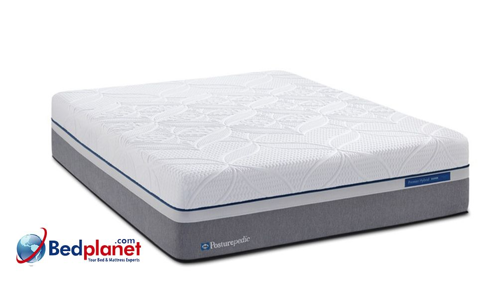 Sealy Posturepedic Hybrid Cobalt Firm Mattress Bedplanet Bed Planet