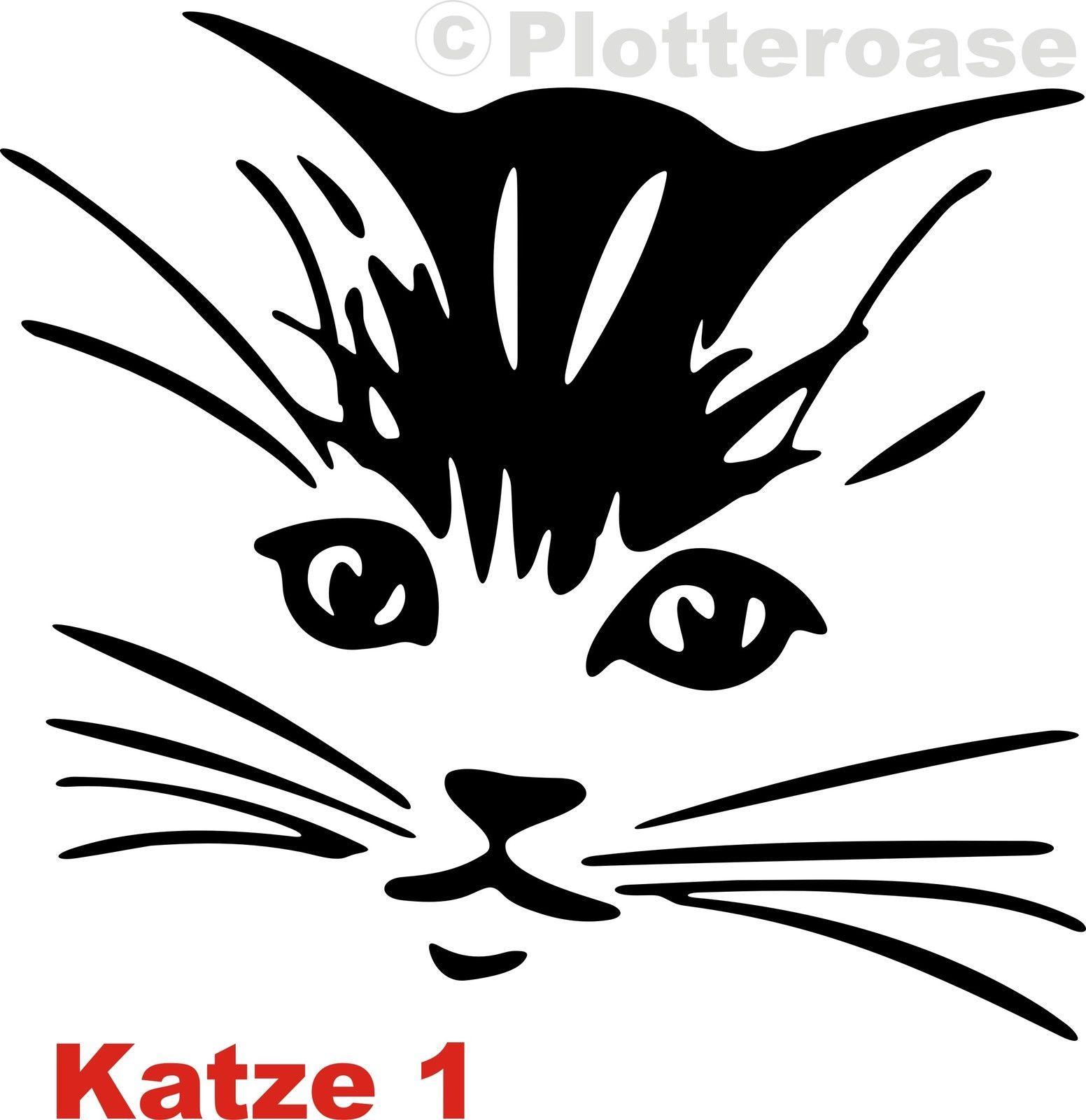 Innenarchitektur Wandtattoo Katzen Dekoration Von Aufkleber Katze 1 Auto Pkw Autoaufkleber Stickers