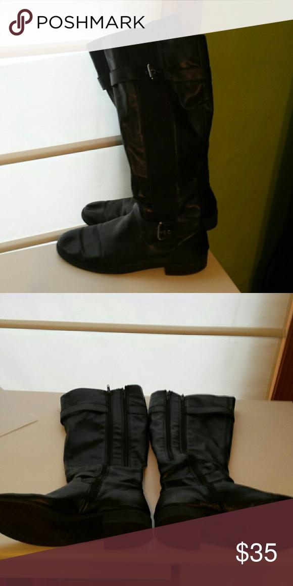 0f2f11d022f0 Aerosole Boots Gently worn