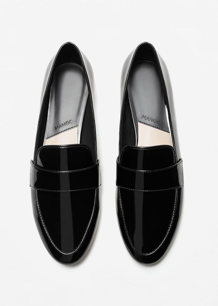 356e8385eb4fa Shoes for Woman   MANGO The Philippines #women'sloafersphilippines ...