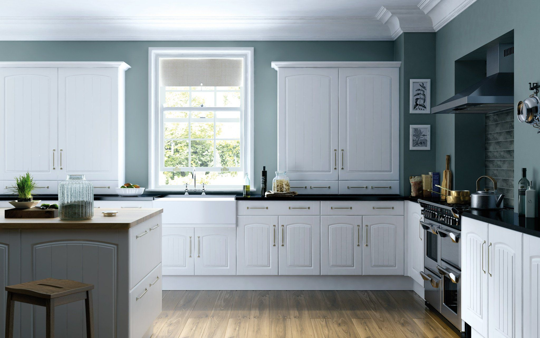 From decorative appliance panels to flush countertops and hidden ...