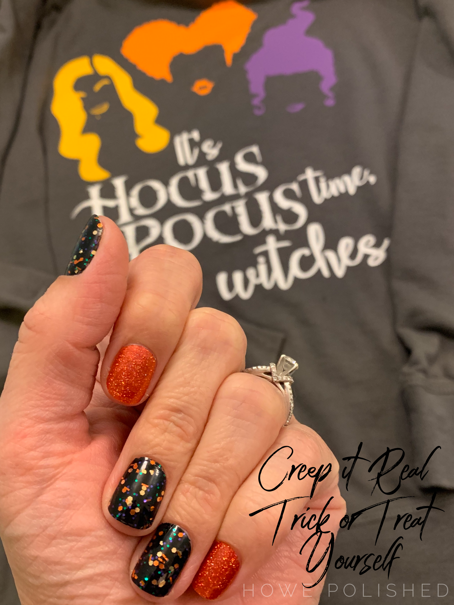 Color Street Nail Strips Color Street Nails Halloween Nail Colors Halloween Nails