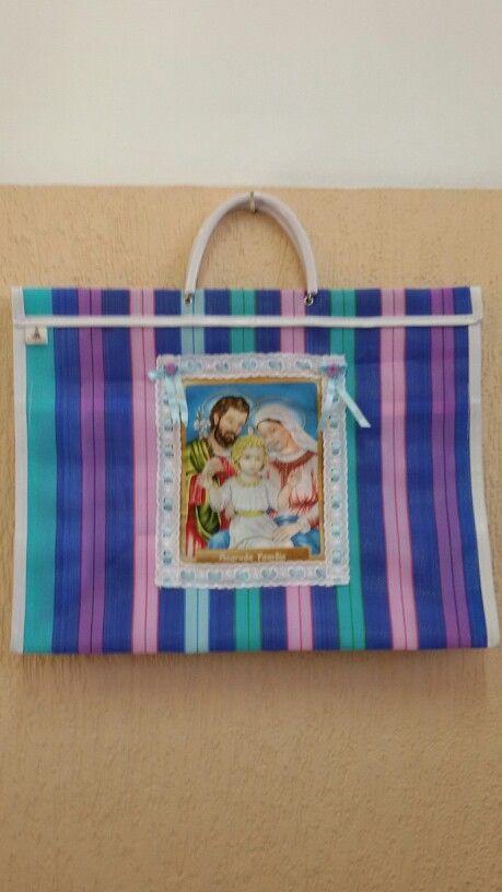 Sacola Sagrada Família.