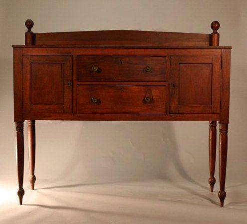 Tennessee Slab Huntboard Sold Selling Furniture Furniture Southern Furniture