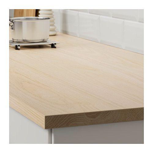 ekbacken countertop ash effect kitchen k che haus wohnen. Black Bedroom Furniture Sets. Home Design Ideas