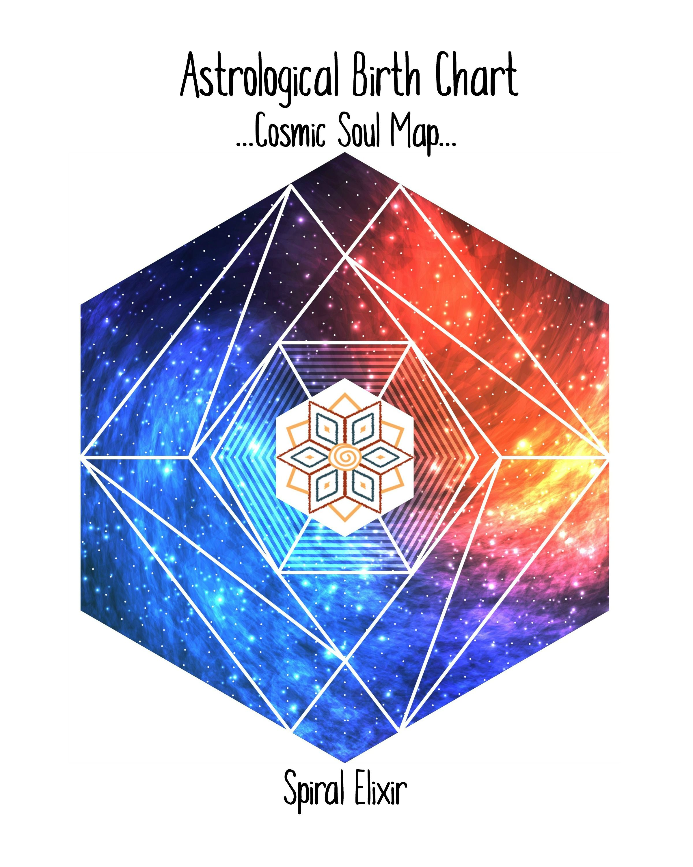 Astrological birth chart reading cosmic soul map quote sole astrological birth chart reading cosmic soul map nvjuhfo Image collections