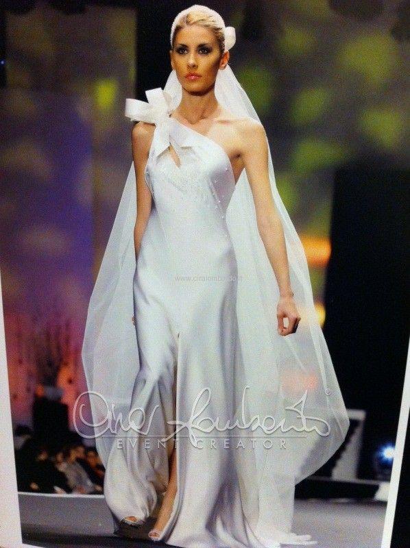 Atelier Anna Guerrini monospalla elegante  123036840b9