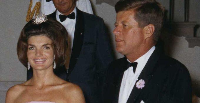 Origial Jackie Kennedy Sunburst Pin Jacqueline Jewelry Enjoyed