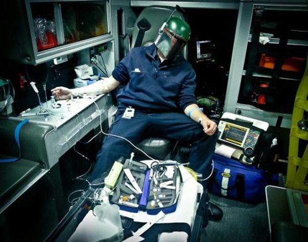 Paramedics Can Be So Funny- 39 pics Paramedic Pinterest - paramedic job description