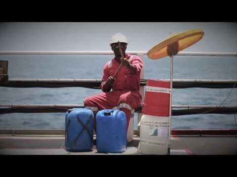 "▶ ""Africa"" by Toto, Performed by the Crew of the Bourbon Peridot, West Africa 2013. - YouTube"