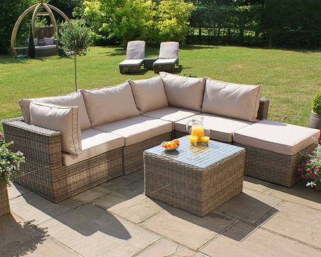 Relaxed Riviera: Outdoor Furniture | House things | Pinterest