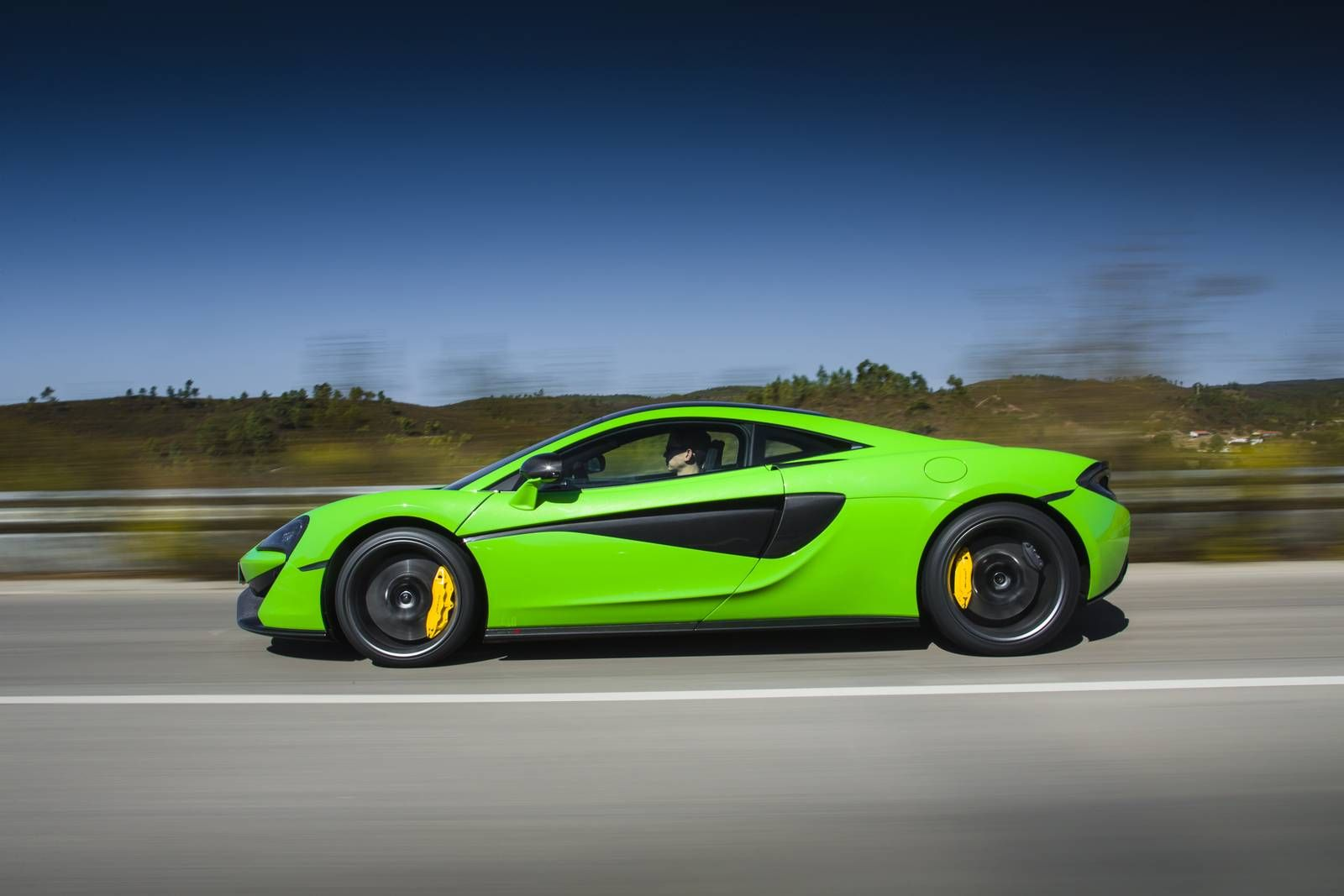 The McLaren_570S' production was inaugurated. Find more