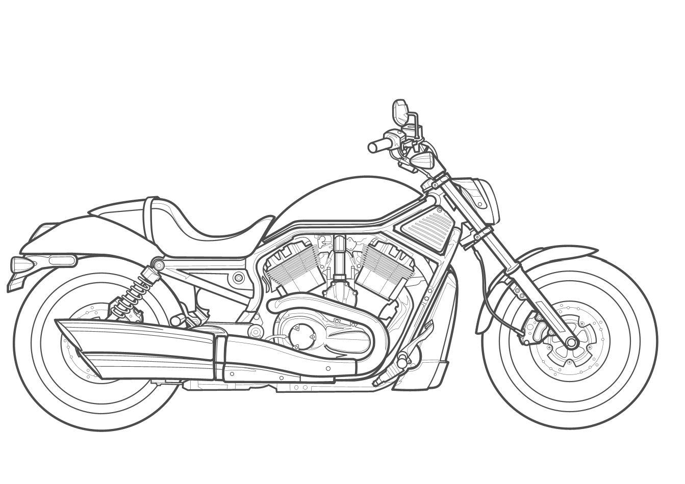 Harley Davidson S 100th Anniversary Bike