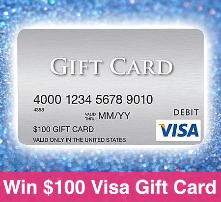 Win A Free 100 Visa Gift Card Suave Sea Minerals Giveaway Visa Gift Card Mastercard Gift Card Free Gift Card Generator