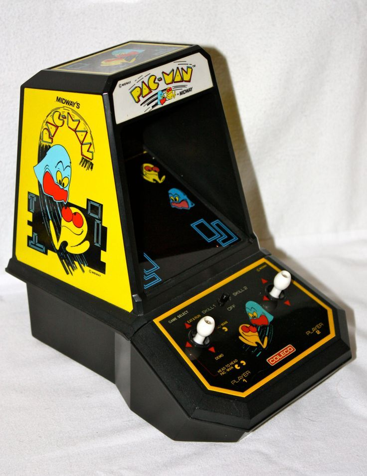 Coleco Donkey Kong Junior | Table top arcade games | Pinterest ...