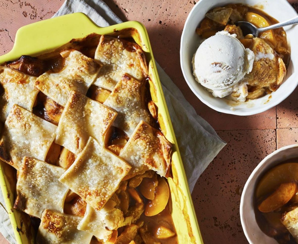Peach Cobblers Labor Day Desserts Peach Cobblers Labour Day Desserts 09.13.2019 #labordaydesserts