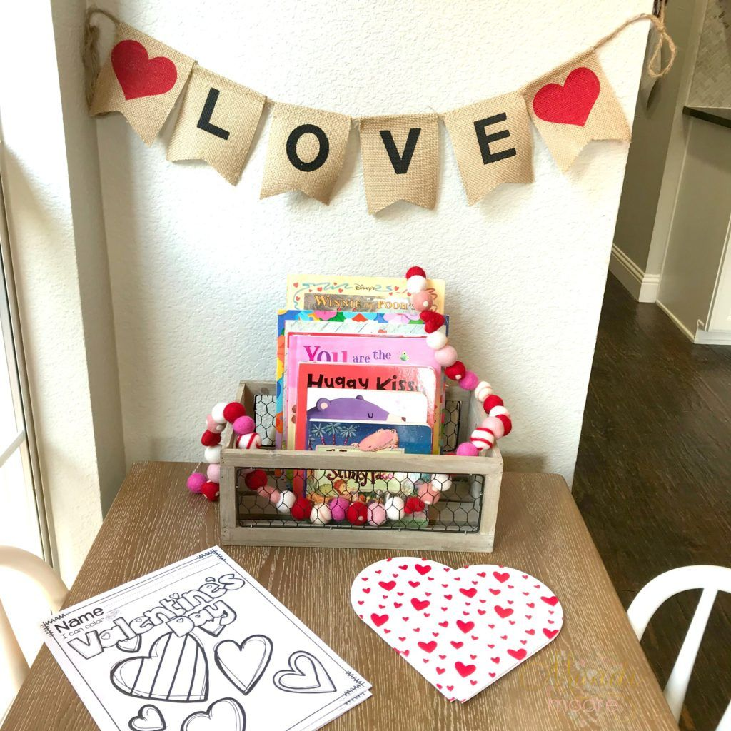 Valentine Books for Kids with links!