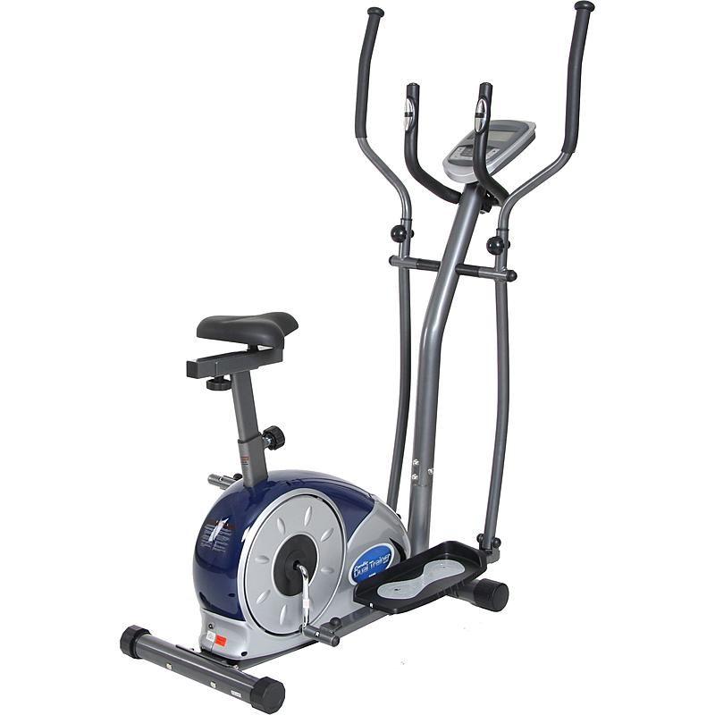 Body Champ Brm3671 Cardio Dual Trainer Biking Workout Bike