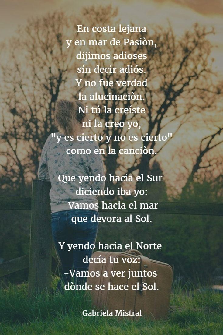 Poemas De Gabriela Mistral 1 Poemas Poemas Largos Gabriela Mistral Poemas