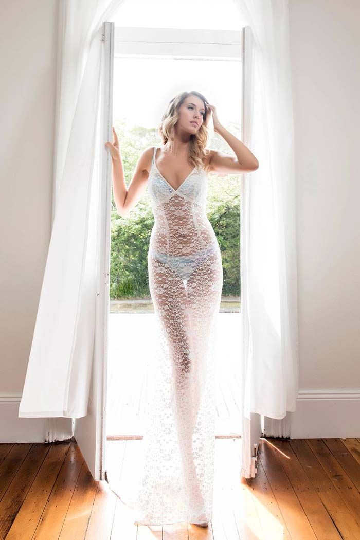 Emanuella By Design From Peter Trends Bridal | Beach weddings ...