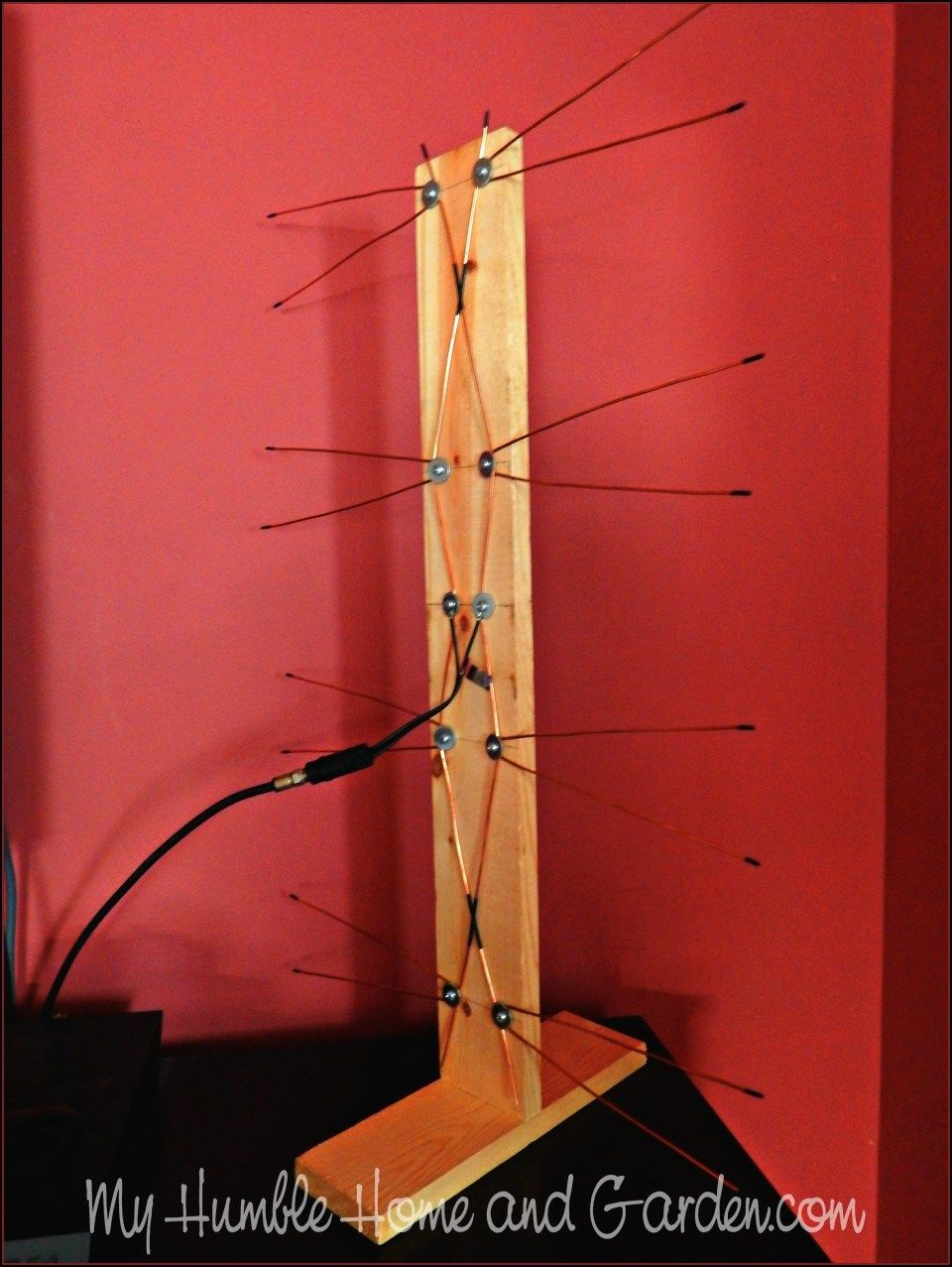 Get Free Tv  Make Your Own Antenna And Save Money