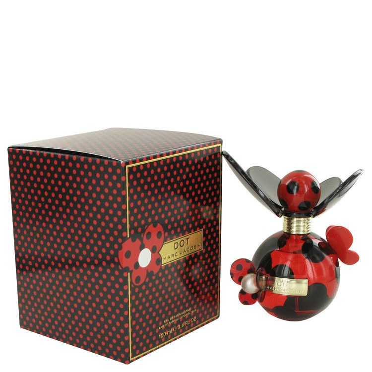 Marc Jacobs Dot Perfume 3.4oz Eau De Parfum Spray By Marc Jacobs for Women #MarcJacobs