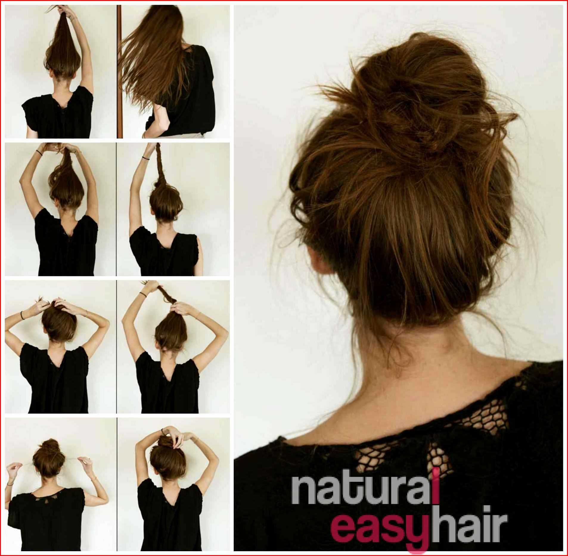 Perm Kits For Long Hairstyles At Home Easy Natural Hairstyles Long Hair Styles Natural Hair Styles Easy Hair Styles