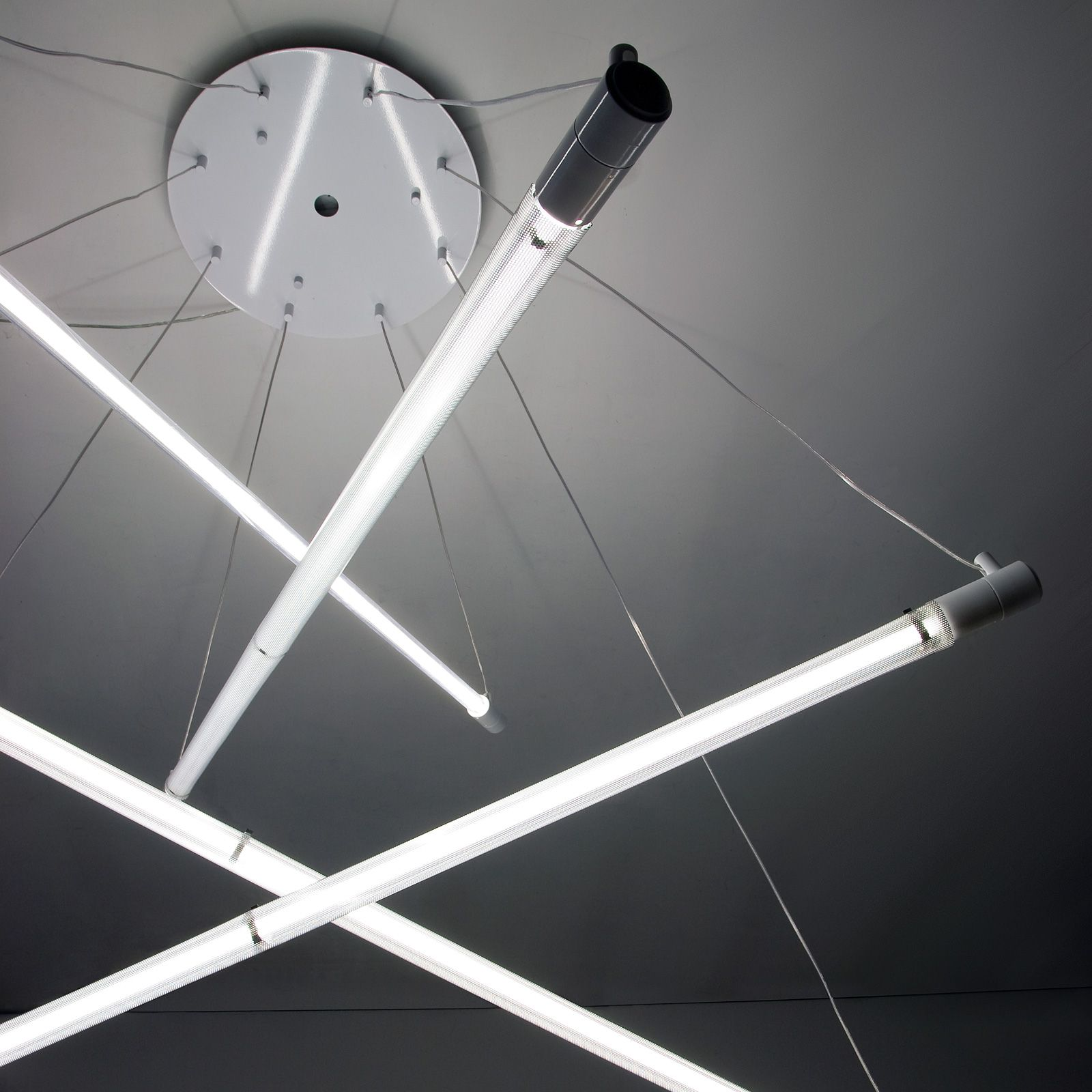 Hanging Fluorescent Light - Google Search