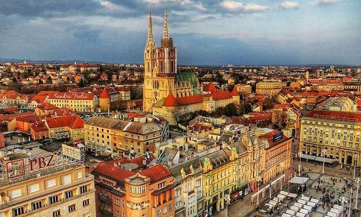 Learn Croatian In The Heart Of Zagreb Have Fun Doing It Sightseeing Travel Croatia