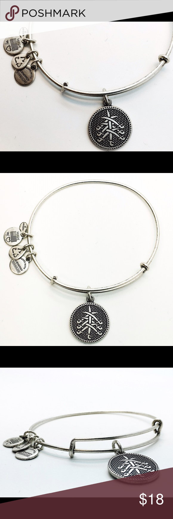 Alex and Ani Seven Swords EWB RS New with no tags!!                                                        Pictures by me!! Alex & Ani Jewelry Bracelets
