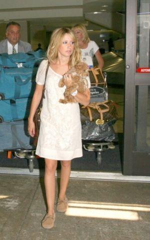 748cbeb569c Ashley Tisdale wearing Ugg Australia Dakota Moccasin Slippers ...