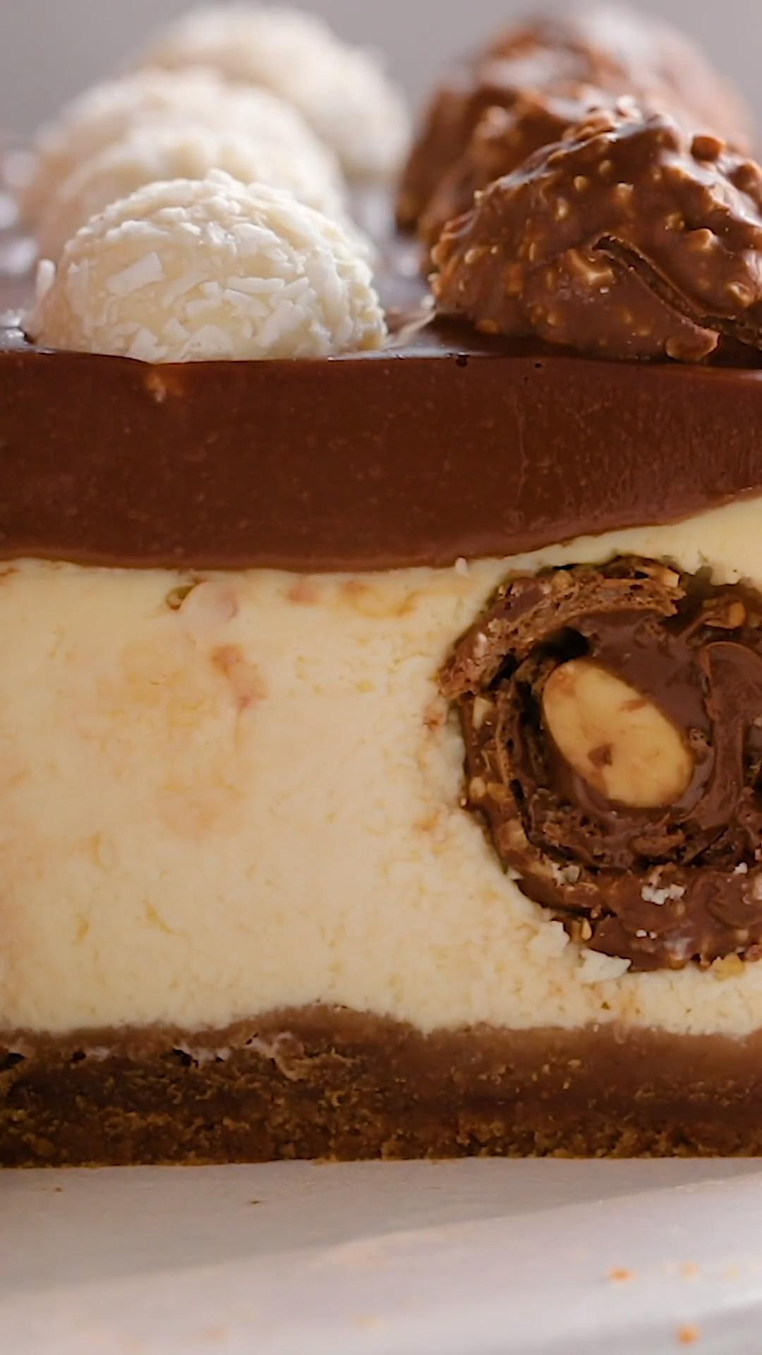 Photo of Ferrero Cheesecake