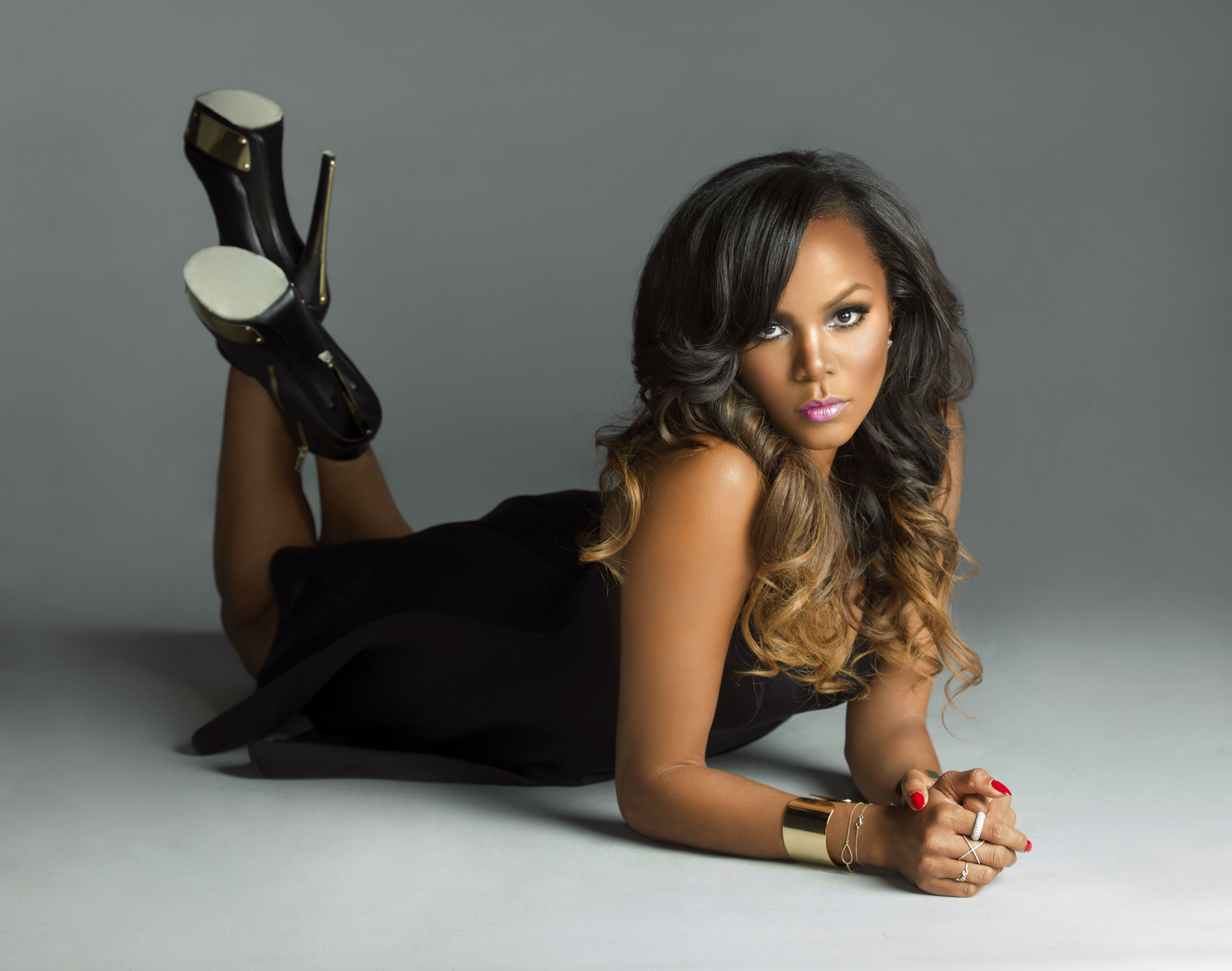 Impossible sexy photos of letoya luckett cannot tell